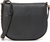 Deux Lux Patina Saddle Bag