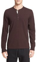 Rag & Bone Men's Standard Issue Henley