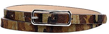 JCPenney Camouflage Print Belt