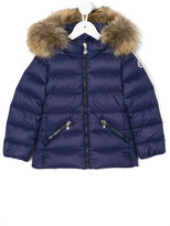 Moncler padded jacket - kids - Polyamide/Feather/Goose Down - 4 yrs