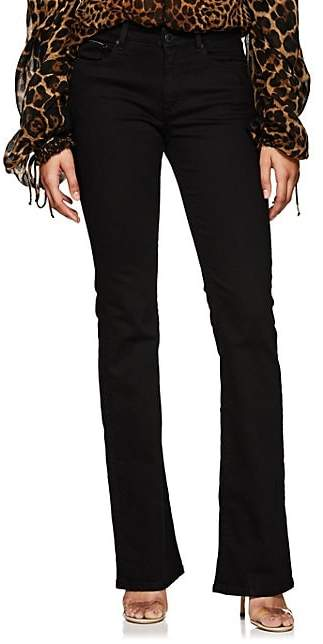 Care Label Women's Julia High-Rise Straight Jeans - Black