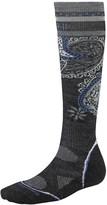 Smartwool PhD Ski Light Pattern Socks - Merino Wool, Over the Calf (For Women)