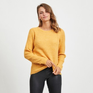 Vila Long-Sleeved Jumper