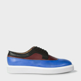 Paul Smith Women's Colour-Block Leather 'Madlin' Shoes