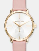 Michael Kors Portia Blush Chronograph Watch