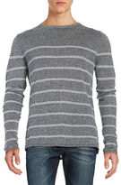 Strellson Striped Knit Sweater