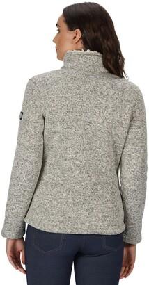 Regatta Razia Full Zip Fleece Jacket - Cream