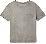 Massimo Alba - Garment-dyed Cotton-jersey T-shirt