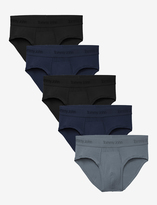 Tommy John Second Skin Brief (Set of 5)