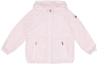 Moncler Enfant Eau technical jacket