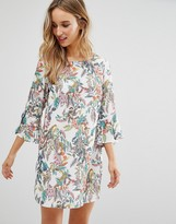 Love Floral Shift Dress