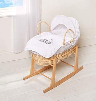 Isabella Collection Alicia Dotty Pups Moses Basket Dressing, 0.4 kg