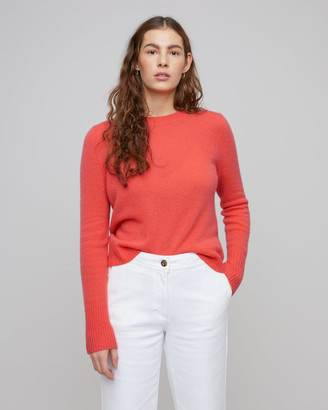Jigsaw Cloud 7 Cashmere Crew Neck Jumper