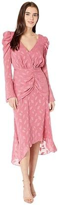 Rachel Zoe Vicente (Pink Marsala) Women's Clothing