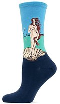 Hot Sox Women's Artist Series Crew Socks