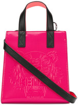 Kenzo Tiger tote - women - Cotton/Leather/Nylon/Polyurethane - One Size