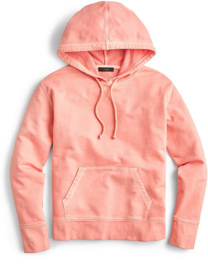 J.Crew Garment Dyed Hoodie