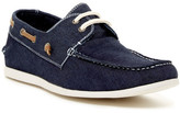 Steve Madden Hadge Moc Boat Shoe