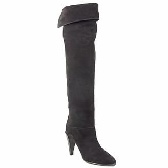 Veronique Branquinho LIBERIUS women's High Boots in Black