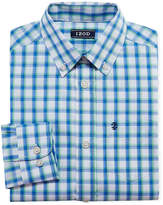 Izod Long Sleeve Woven Dress Shirt - Boys 8-20