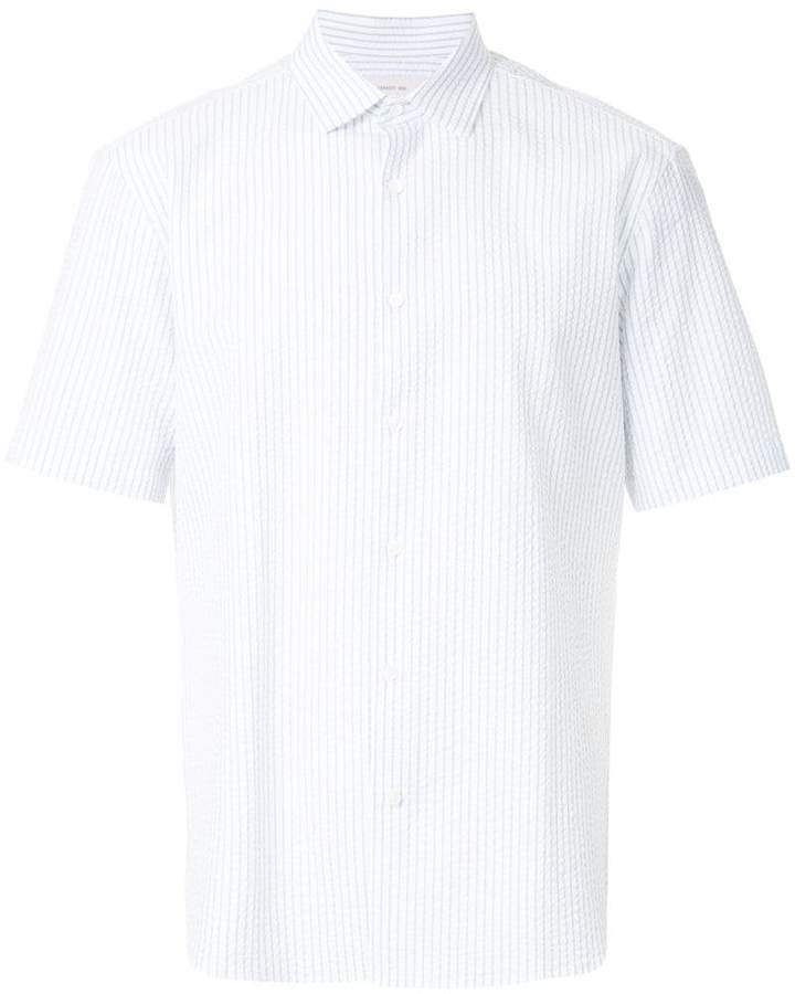 Cerruti fine striped shirt
