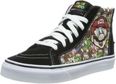 Vans Nintendo Kids SK8-HI Zip Trainers-UK 11 Kids