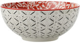 Maxwell & Williams Boho Bowl Damask Red 18cm