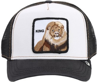 Goorin Bros. King Lion Trucker Hat W/ Patch