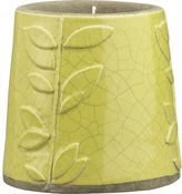 Crate & Barrel Vinca Vine Candle Pot