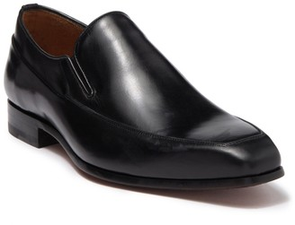 Mezlan Moc Toe Venetian Leather Loafer