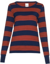 Visvim Long-sleeved striped T-shirt