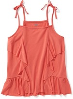 Old Navy Ruffle-Trim Top for Girls