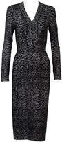 Alaia Midi Asteroid Dress