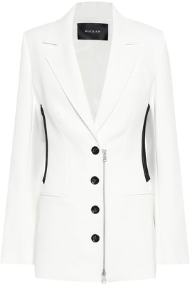 Thierry Mugler Single-breasted blazer