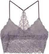 Josie Women's Mesh Lace Bralette