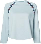 Sonia Rykiel Sequined Detail Sweatshirt