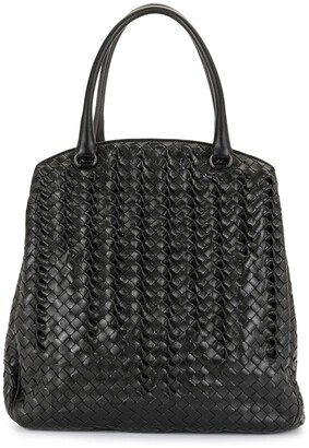 Bottega Veneta Pre-Owned Intrecciato weave tote bag