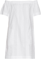 A.L.C. Bolen off-the-shoulder jacquard dress