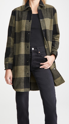 BB Dakota Eldridge Plaid Jacket