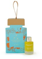 Aromatherapy Associates My Treat Revive Morning Bath & Shower Oil Ornament Set
