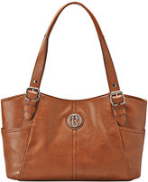 JCPenney RELIC Relic Bleeker Double Shoulder Bag