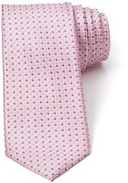 Bloomingdale's The Men's Store at Floret Pattern Classic Tie