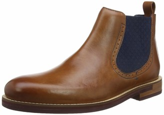 Ted Baker Men's SECARR Shoes Brown (Dk-Tan) 8 UK 42 EU