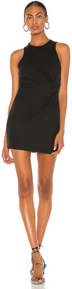 Alexander Wang Heavy Soft Jersey Fitted Tank Dress