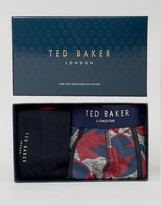 Ted Baker Trunks & Socks Gift Set