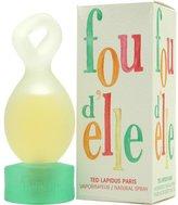 Ted Lapidus Fou D'elle Lapidus By For Women. Eau De Toilette Spray 3.3 OZ by