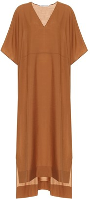 Agnona Wool and cashmere kaftan