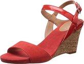 Tahari Women's TA-FUN Wedge Sandal