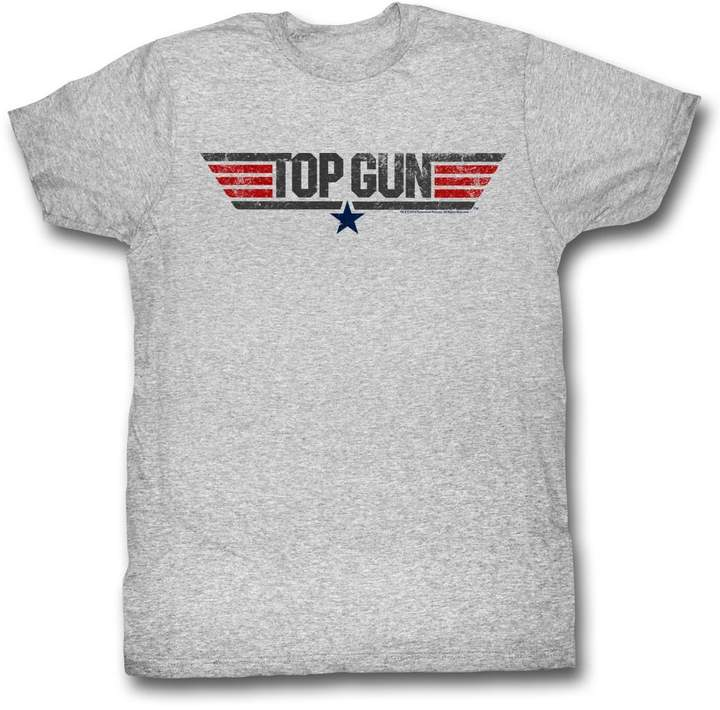 Top Gun Mens Logo T-Shirt