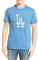 American Needle Men's Hillwood Los Angeles Dodgers T-Shirt